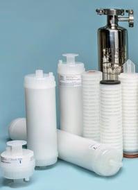 Critical Process Filtration Cartridge & Capsule Filters